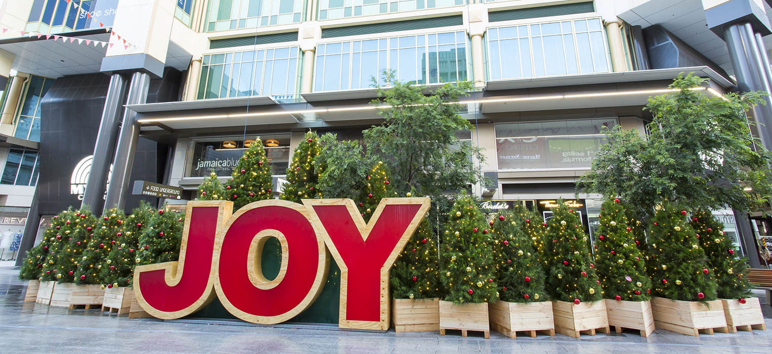 2016 adelaide rundle mall christmas decorations bruce for Home decorations adelaide